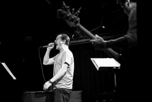 Mike Patton & Trevor Dunn 2